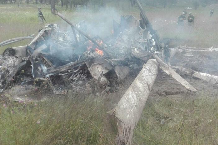 Mueren siete militares tras desplomarse helicóptero en Durango | El Imparcial de Oaxaca