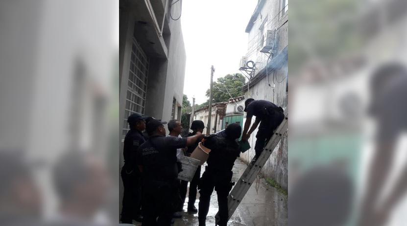 Sofocan incendio en el Istmo de Tehuantepec | El Imparcial de Oaxaca