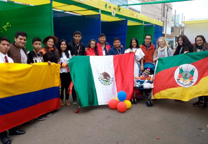 Estudiantes mexicanos ganan oro en Muestra Científica Latinoamericana   El Imparcial de Oaxaca