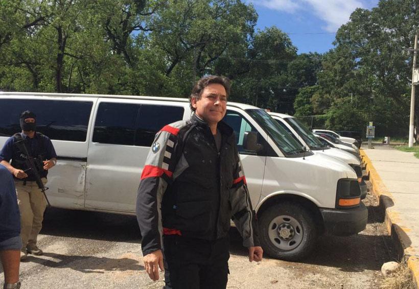 PGR cumplimenta orden de detención para extradición contra exgobernador de Tamaulipas | El Imparcial de Oaxaca
