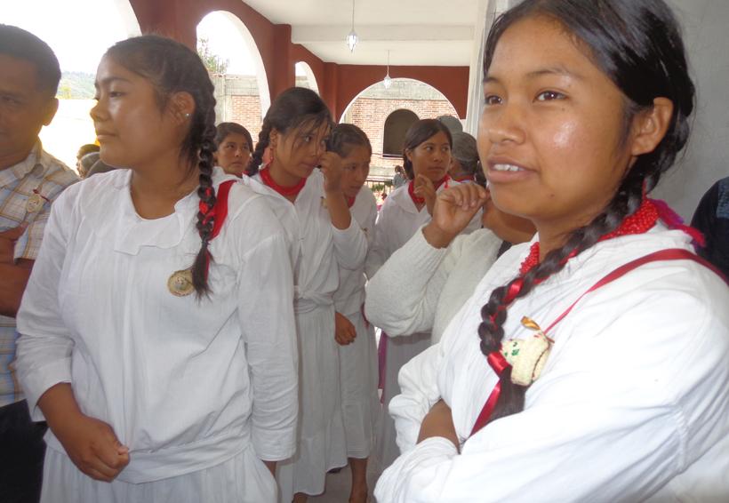 Intentan rescatar la lengua mixteca en Tlaxiaco, Oaxaca | El Imparcial de Oaxaca