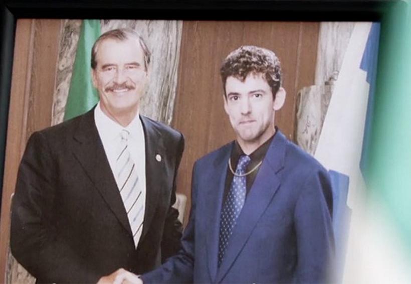 ¡Vicente Fox apoya la candidatura de Chava Iglesias en Club de Cuervos! | El Imparcial de Oaxaca