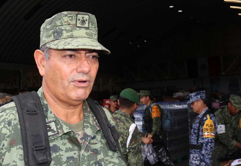 Ejército respeta autonomía municipal: Alfonso Duarte | El Imparcial de Oaxaca