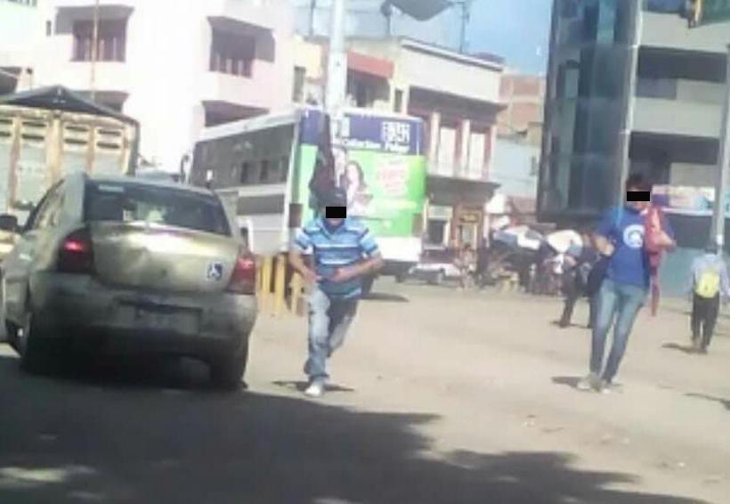 Video: Al descubierto  banda delictiva de la Central de Abasto en Oaxaca | El Imparcial de Oaxaca