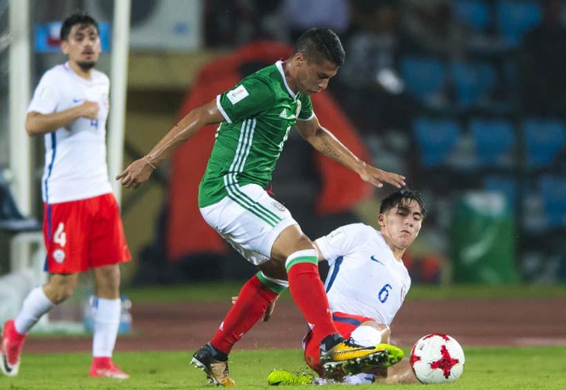 Tri Sub 17, a Octavos de panzazo tras el empate con Chile   El Imparcial de Oaxaca