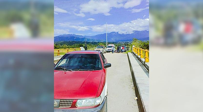 Matan a taxista del MULT en la carretera de Putla, Oaxaca | El Imparcial de Oaxaca