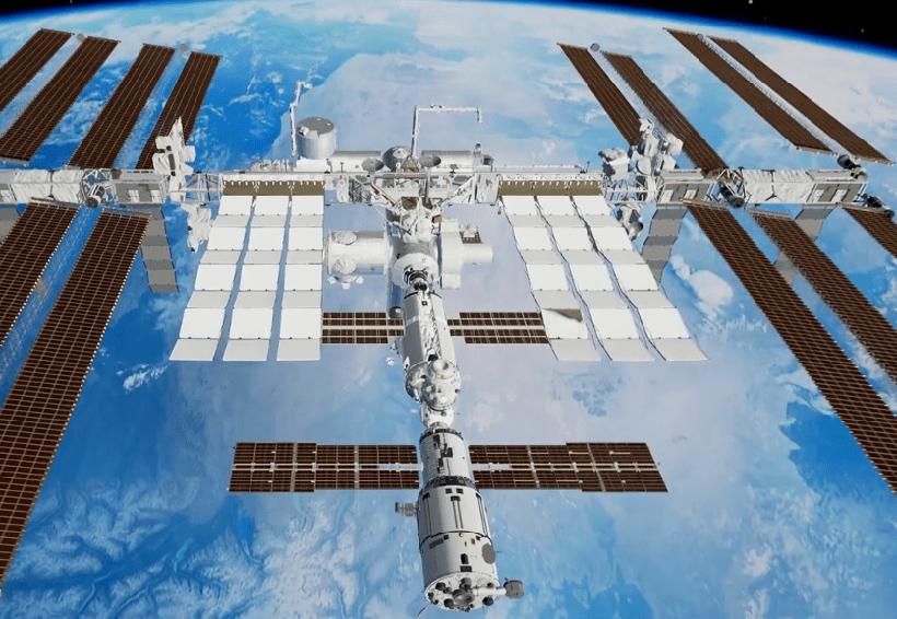 La primera caminata espacial grabada en 360° | El Imparcial de Oaxaca
