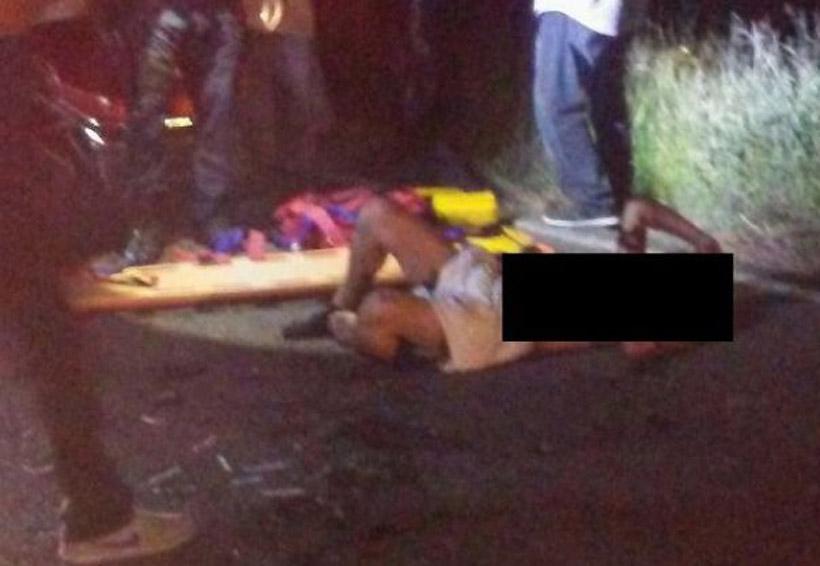 Joven queda con graves quemadurasluego de un accidente | El Imparcial de Oaxaca