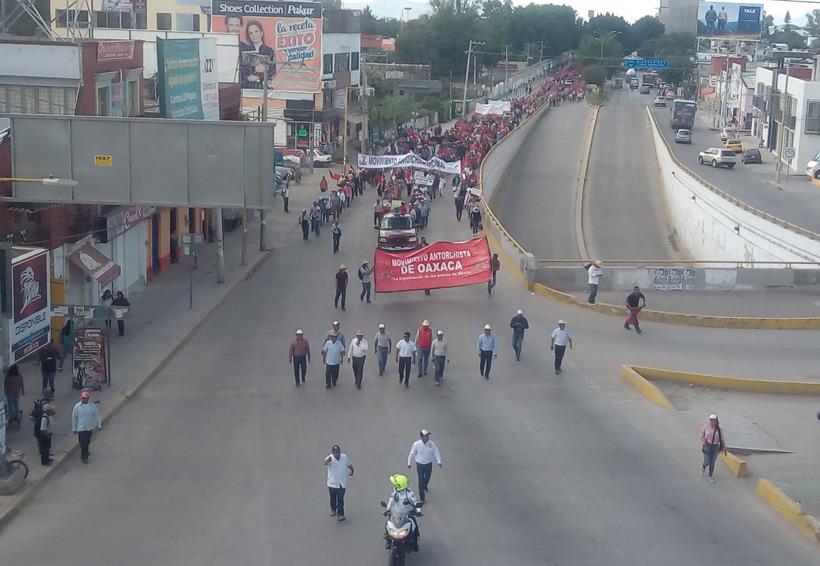 Se 'enciende' Antorcha ante omisión del gobierno en Oaxaca   El Imparcial de Oaxaca