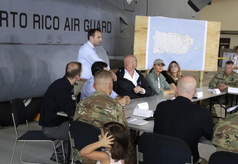 La mitad de estadounidenses desaprueba respuesta de Trump en Puerto Rico | El Imparcial de Oaxaca