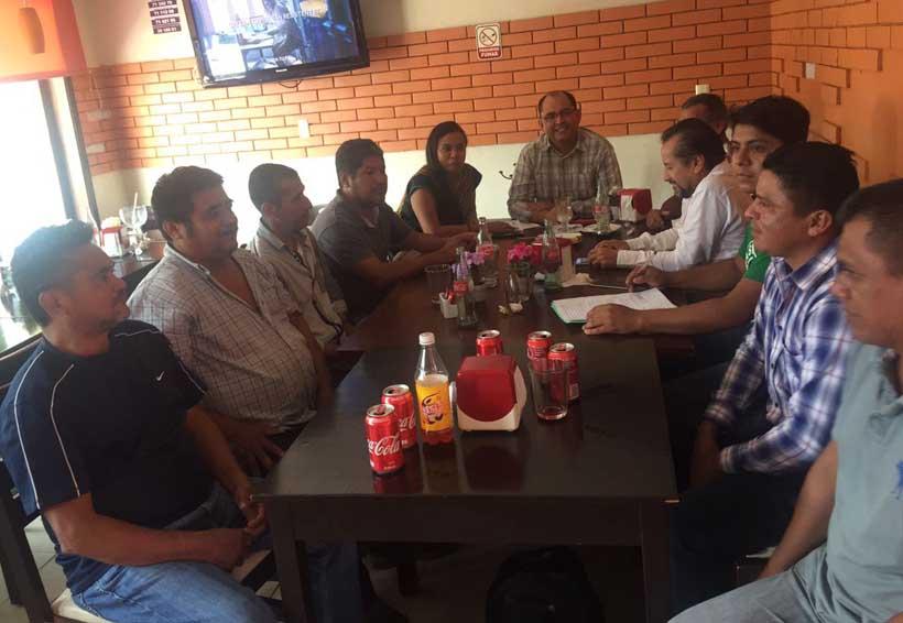 Habitantes de Lachiguiri  exigen regreso a clases | El Imparcial de Oaxaca