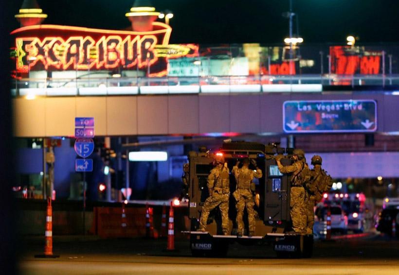 Las Vegas aumenta la seguridad de hoteles tras tiroteo | El Imparcial de Oaxaca