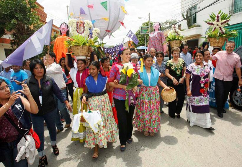 Con la renuncia de Margarita Zavala,  prevén desbandada en el PAN Oaxaca   El Imparcial de Oaxaca
