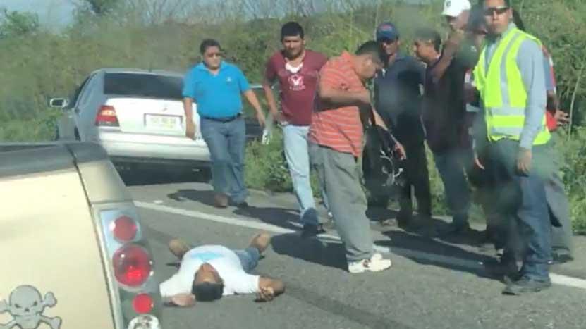 Asesinan a marino en Juchitán, Oaxaca | El Imparcial de Oaxaca