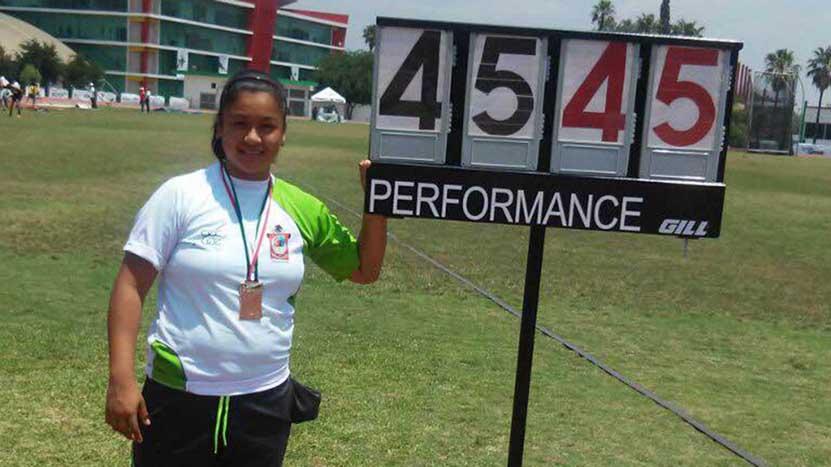 Van cinco atletas por el Premio Estatal   El Imparcial de Oaxaca