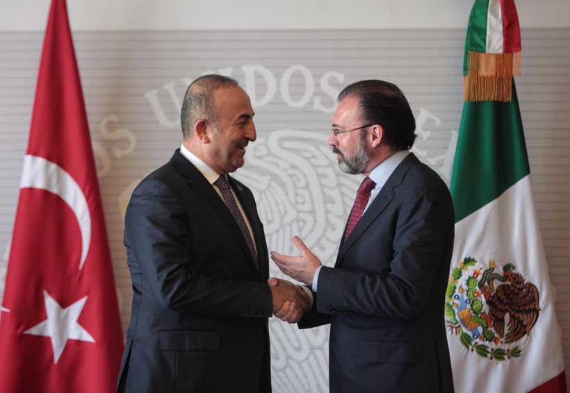 Retos comunes, base para fortalecer la relación México-Turquía   El Imparcial de Oaxaca