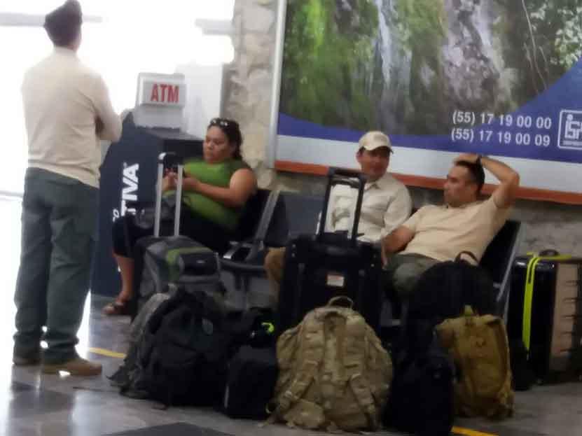 Inquietud por armados en aeropuerto de Puerto Escondido, Oaxaca | El Imparcial de Oaxaca