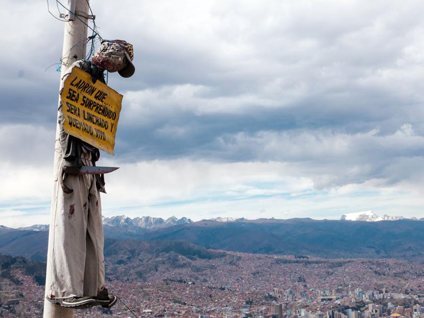 En libertad acusado de robo simple; víctimas reprochan burla de policías en Oaxaca | El Imparcial de Oaxaca