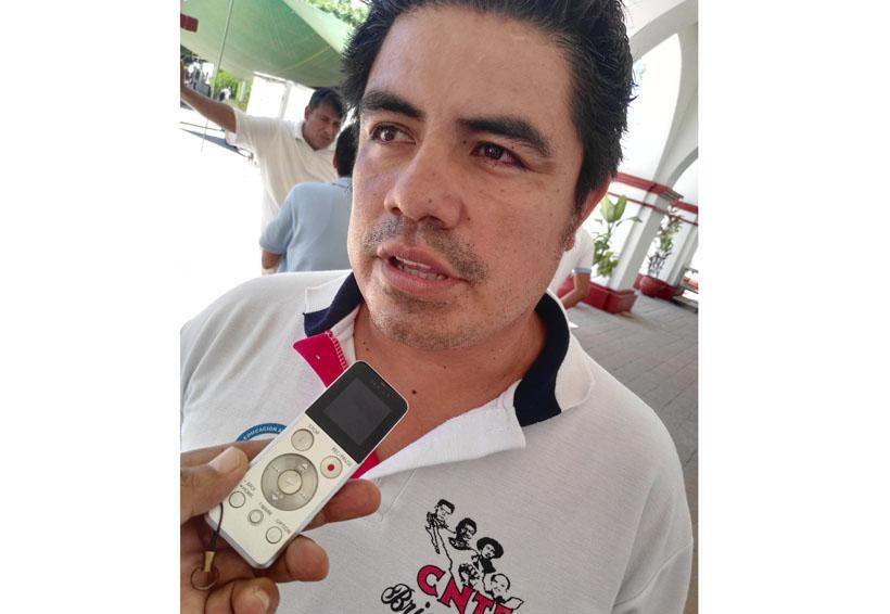 Docentes de la Costa de Oaxaca anuncian movilizaciones   El Imparcial de Oaxaca
