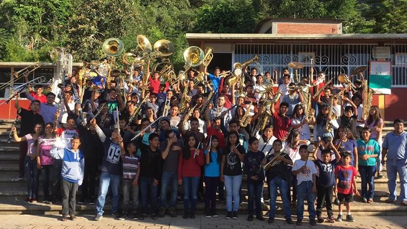 Banda oaxaqueña interpretará HimnoNacional en GP deMéxico | El Imparcial de Oaxaca
