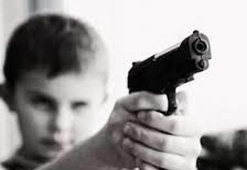 """Niño de tres años mata a """"ladrón"""" por orden de su padre   El Imparcial de Oaxaca"""