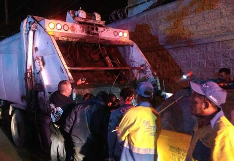 Encuentran cadáver dentro de un contenedor de basura   El Imparcial de Oaxaca