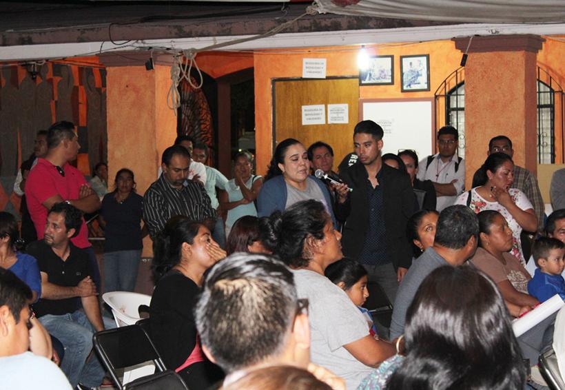 Se arma trifulca ante denuncia de agresión de funcionario de ayuntamiento de Huajuapan | El Imparcial de Oaxaca