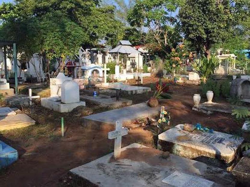Sentenciado por abuso sexual en el panteón general de Oaxaca | El Imparcial de Oaxaca