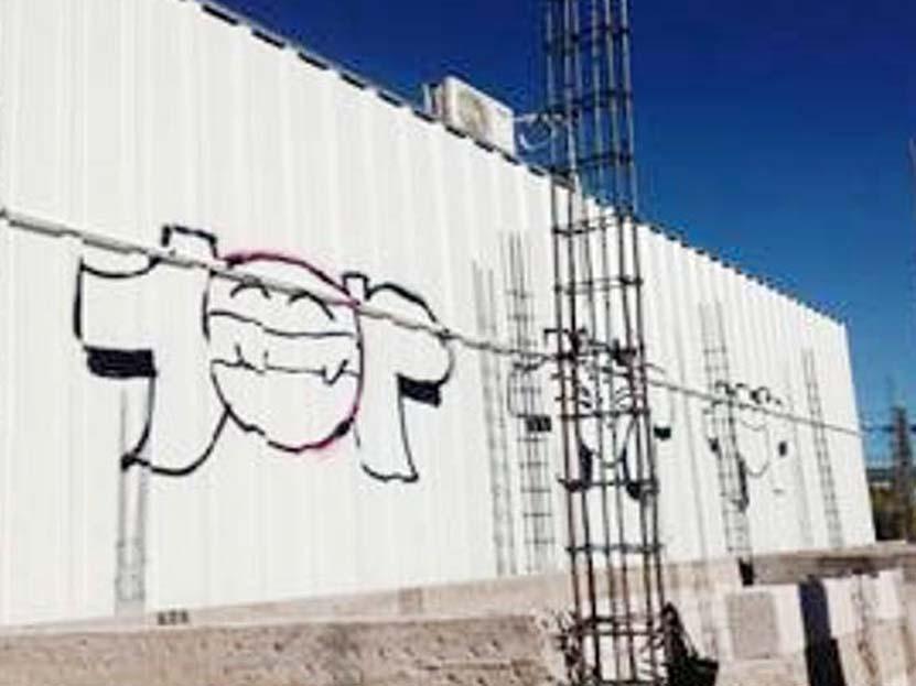Vandalizan el Centro de Desarrollo Comunitario en Huajuapan, Oaxaca | El Imparcial de Oaxaca