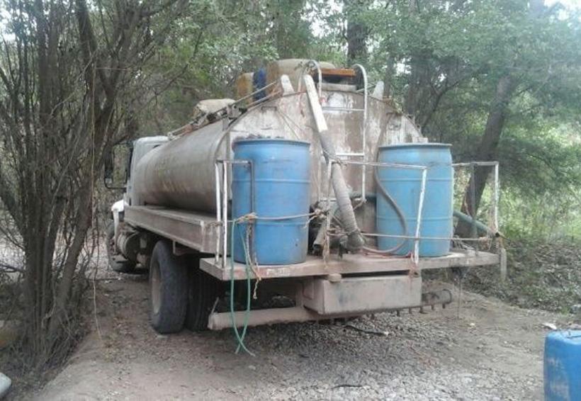 Encuentran pipa cargada con 10 mil litros de gasolina | El Imparcial de Oaxaca