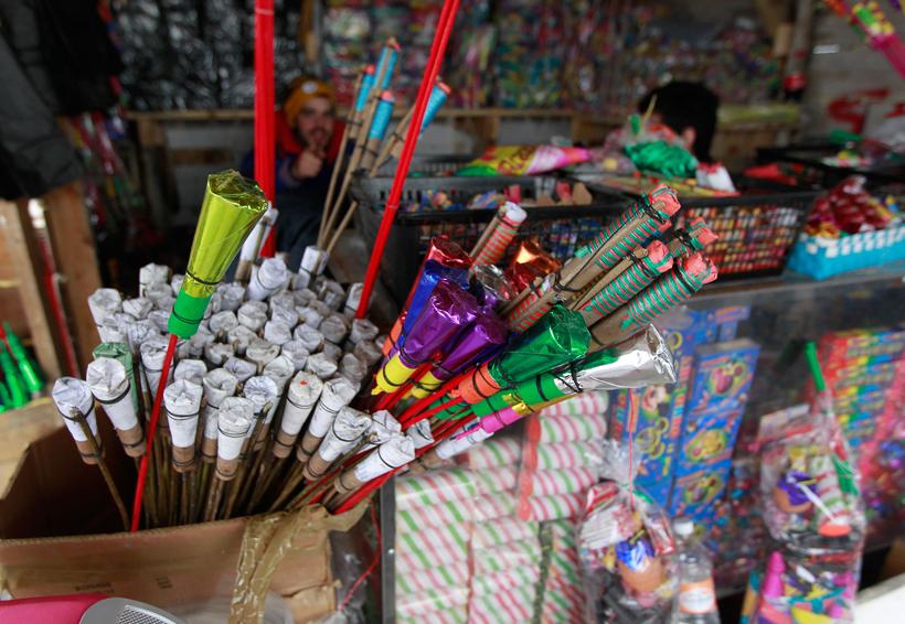 Urge en Oaxaca control para evitar riesgos con la pirotecnia | El Imparcial de Oaxaca