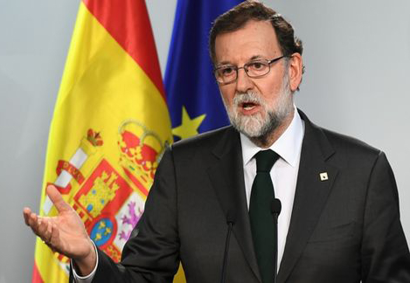 En Cataluña, llegamos a una situación límite: Rajoy | El Imparcial de Oaxaca