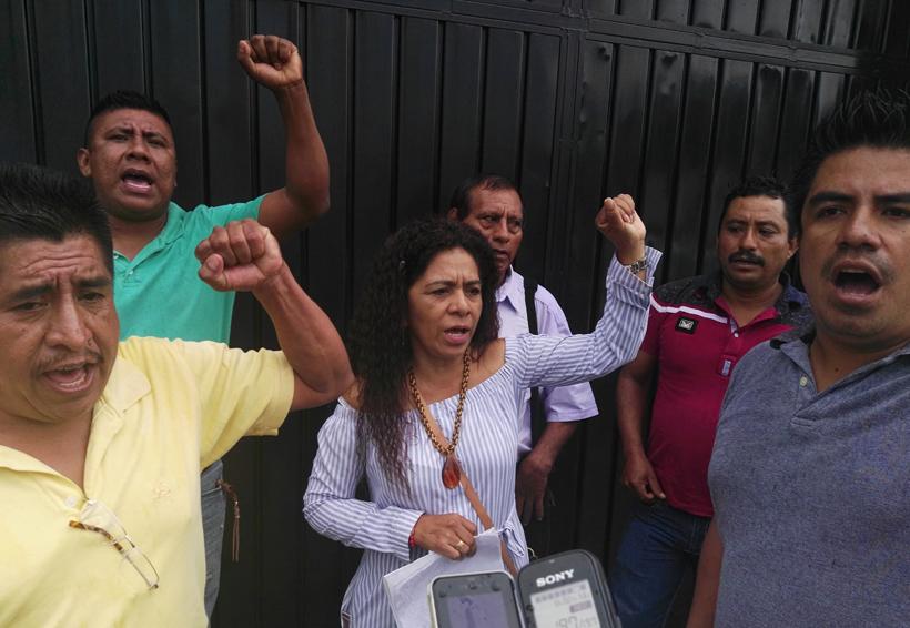 Marcelo Salinas Cruz es preso político: CNTE | El Imparcial de Oaxaca