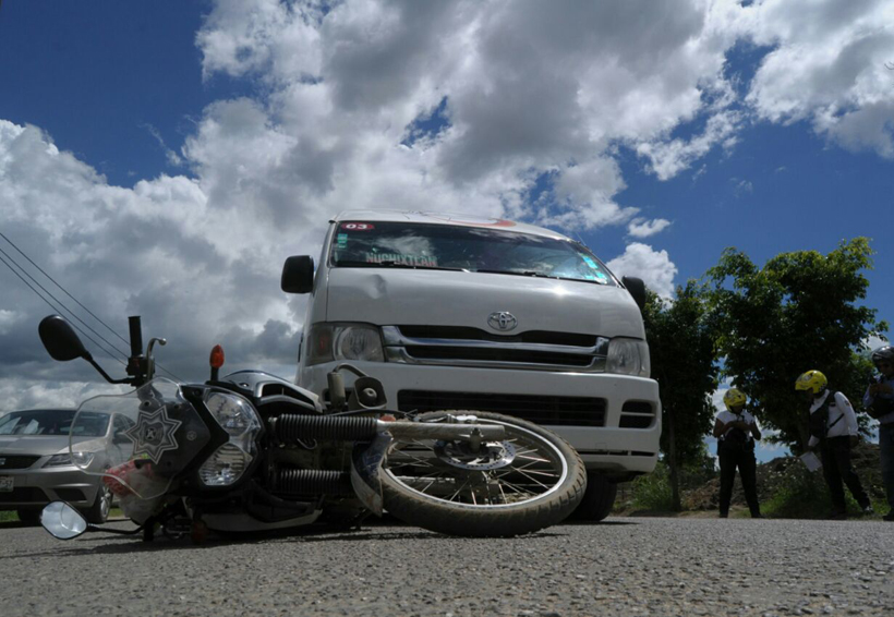 Atropellan a policía vial en la ex Garita | El Imparcial de Oaxaca
