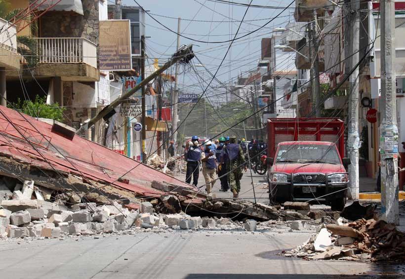 Réplicas del sismo del 7 de septiembre podrían durar años | El Imparcial de Oaxaca