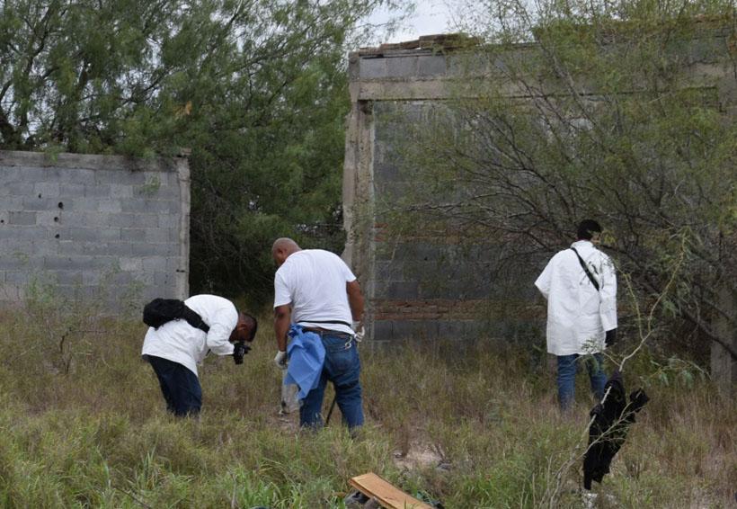 Abandonan cadáveres de dos jóvenes en la maleza   El Imparcial de Oaxaca