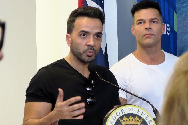 Luis Fonsi y Ricky Martin llegan al rescate de Puerto Rico   El Imparcial de Oaxaca