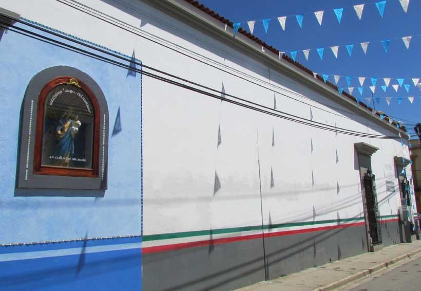 Celebran festividad de la Virgen del Rosario | El Imparcial de Oaxaca