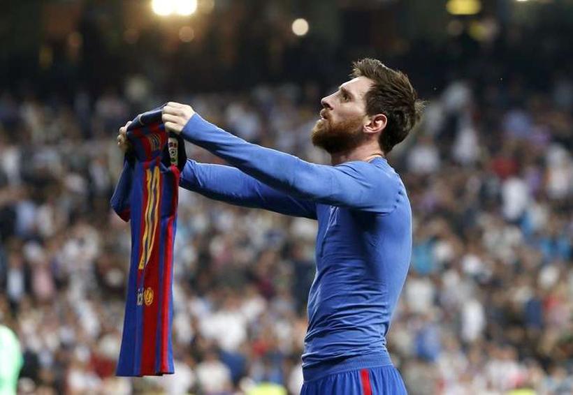 ¿Qué se tomó Messi en el partido de Champions League? | El Imparcial de Oaxaca
