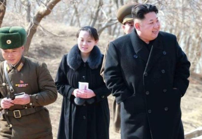 Kim Jong-Un le da poder a su hermana pequeña   El Imparcial de Oaxaca