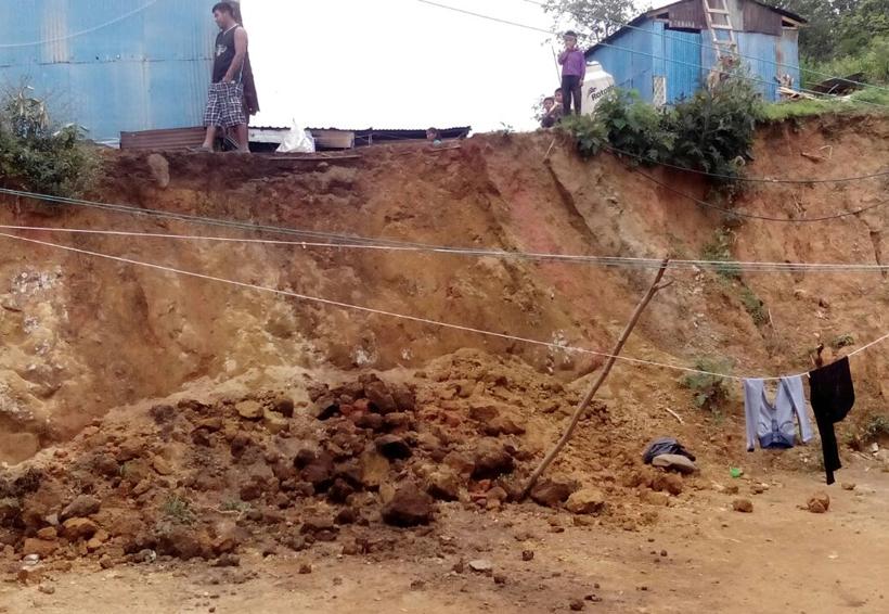 Incomunicado San Pedro el Alto, Oaxaca; viviendas dañadas | El Imparcial de Oaxaca