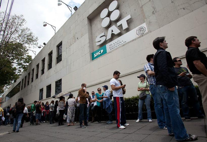 SAT informó que el retorno de capital alcanzó más 341 mil millones de pesos | El Imparcial de Oaxaca