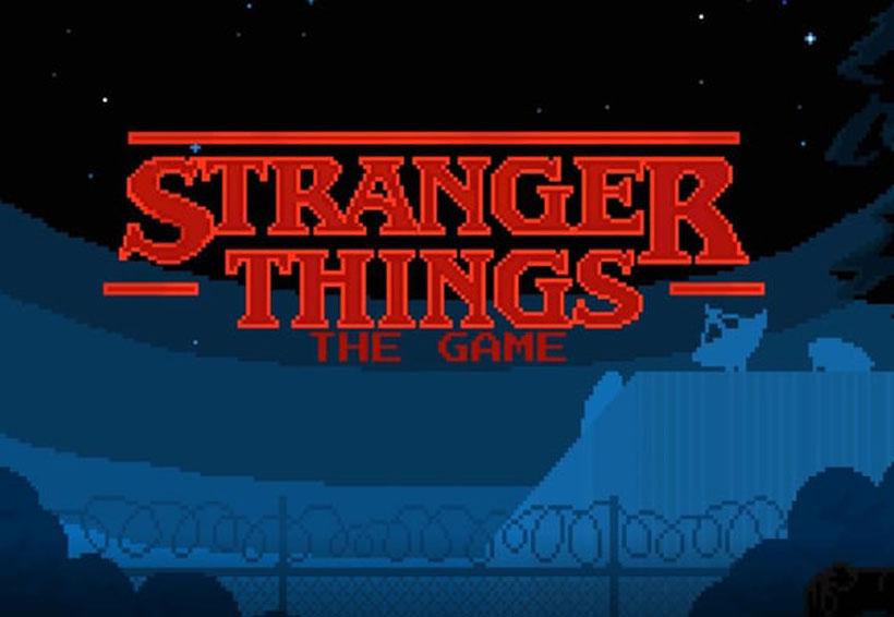 Stranger Things ya tiene su propio juego para smartphones   El Imparcial de Oaxaca