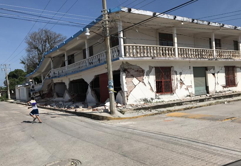 Aumenta a 48 mil mdp el costo por sismos de septiembre | El Imparcial de Oaxaca