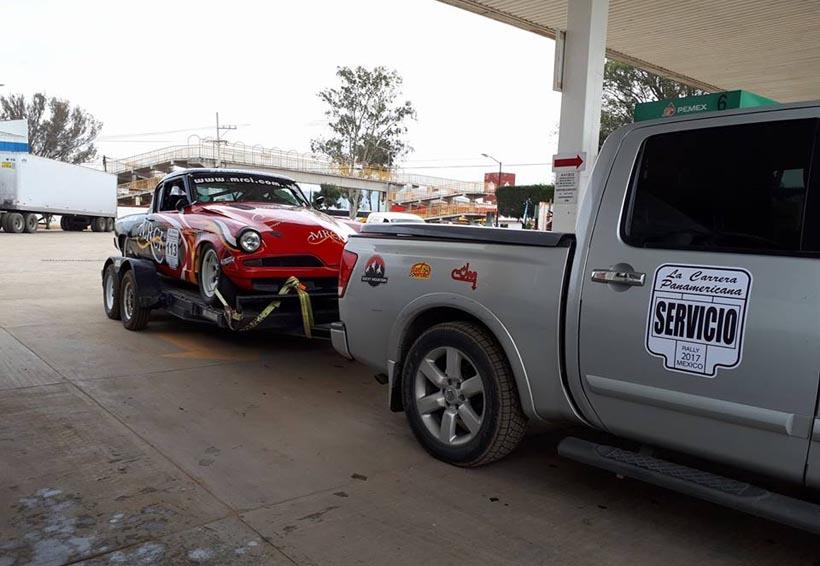 El Tigre Dorado del automovilismo va por Oaxaca | El Imparcial de Oaxaca