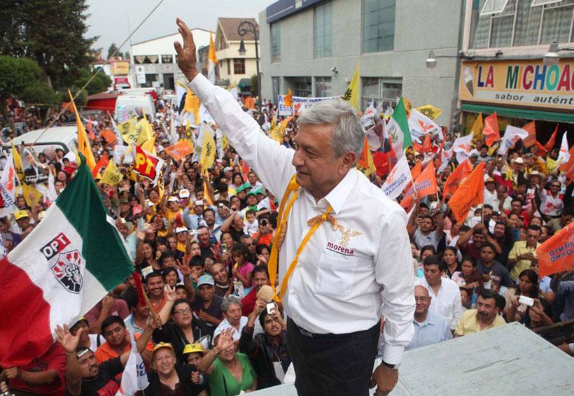 PRD prevé expulsión de militantes que apoyaron a AMLO | El Imparcial de Oaxaca