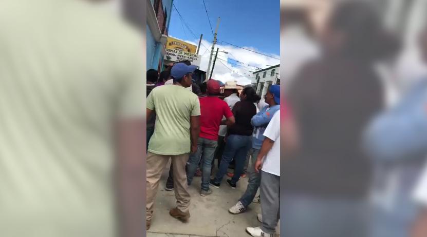Intentaron castigar a detenido en El Tule, Oaxaca   El Imparcial de Oaxaca