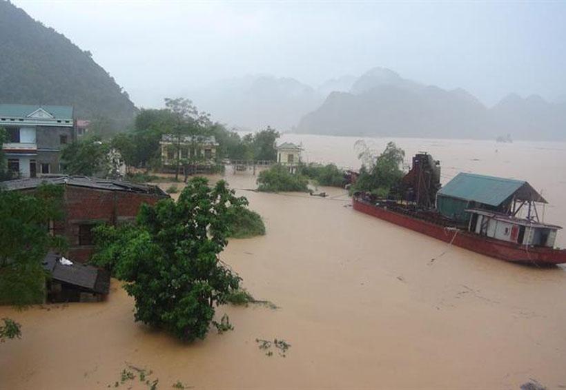 Se eleva a 54 la cifra de muertos por inundaciones en Vietnam | El Imparcial de Oaxaca