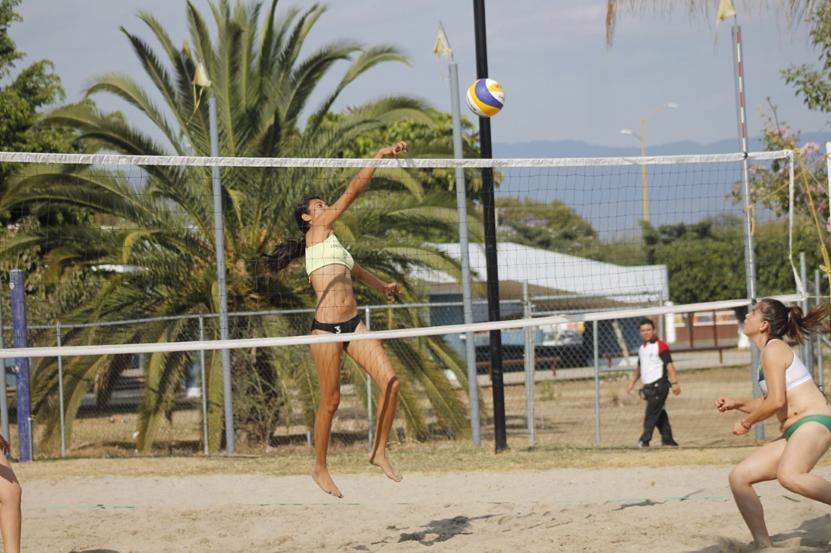 Puerto Escondido  recibirá a lo mejor  en voleibol de playa | El Imparcial de Oaxaca