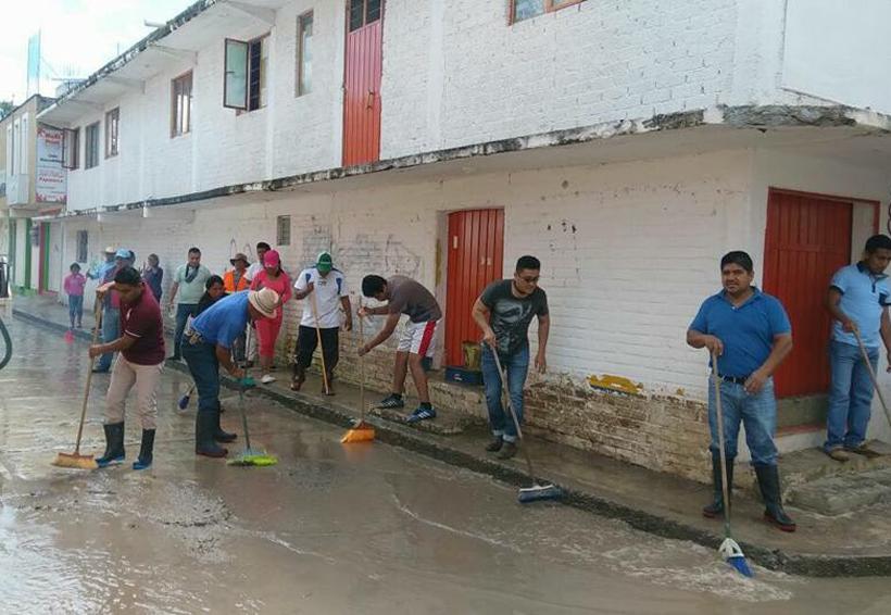 Quieren frenar las inundaciones en Tlaxiaco, Oaxaca | El Imparcial de Oaxaca